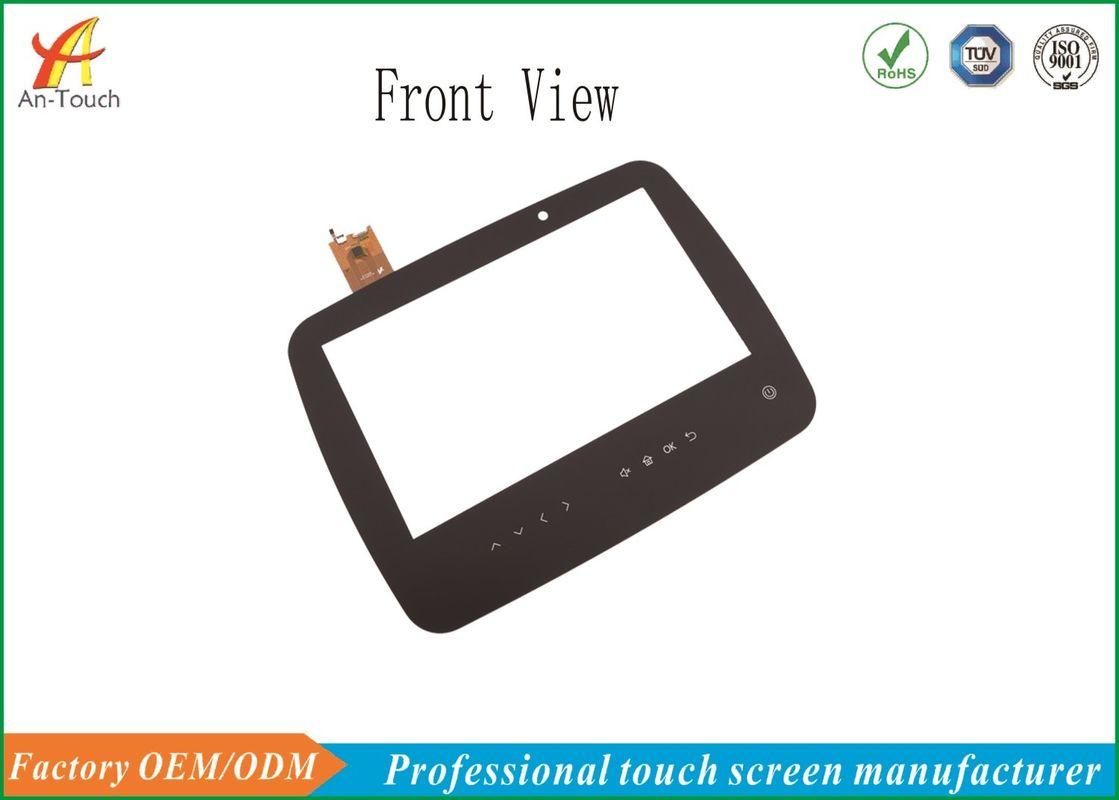 Waterproof Home Automation Touch Screen Panel 13.3 Inch For Furniture Appliance