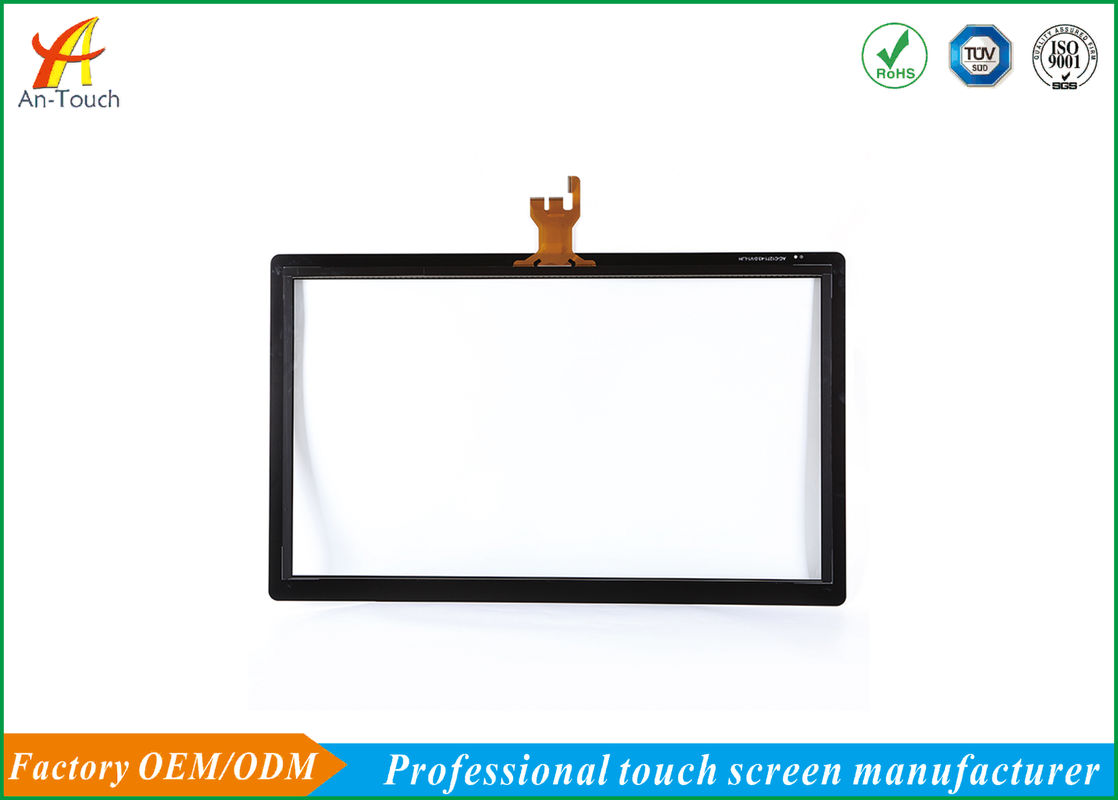 43 Inch Advertising Touch Screen With High Surface Hardness Compact